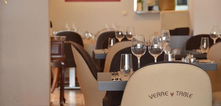 Verre Y Table